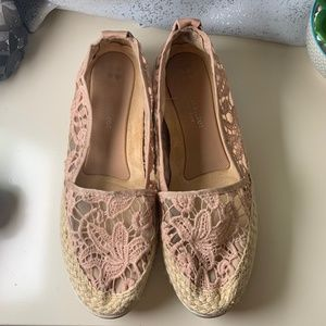 Slip on sneakers size 6.5